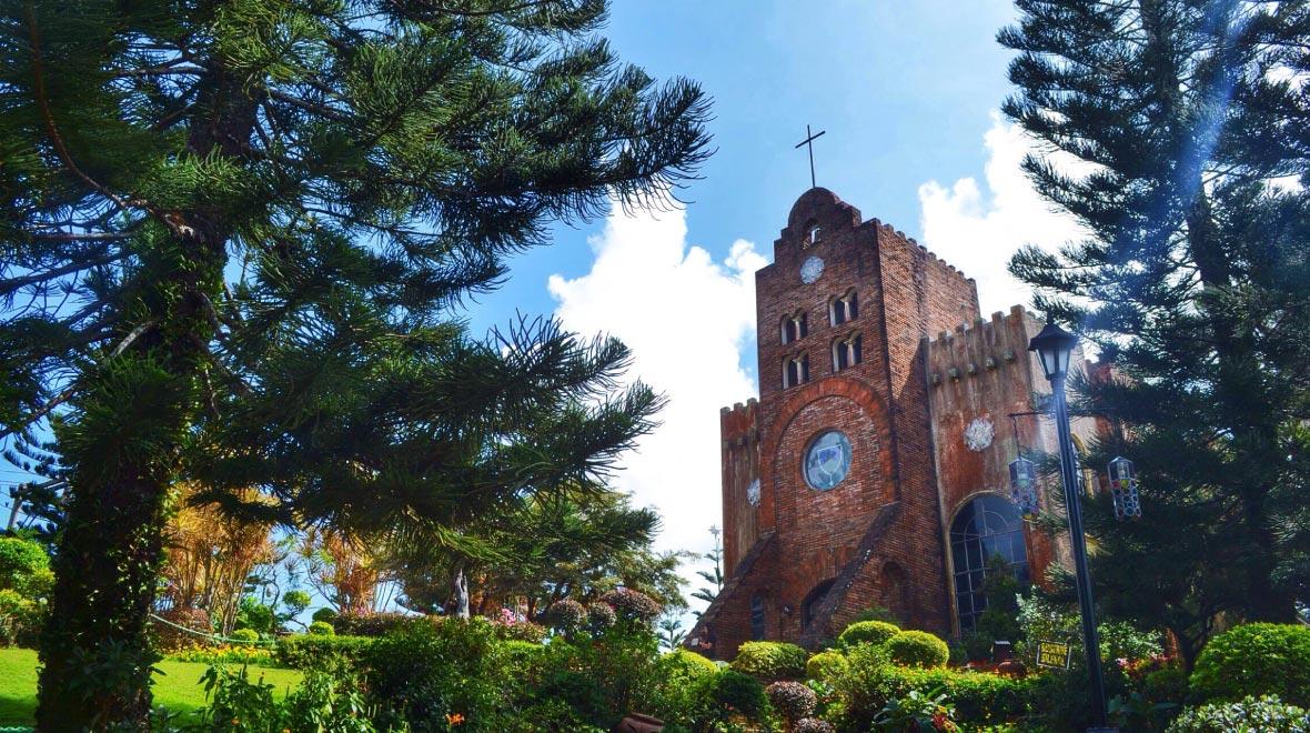 Good Shepherd and Calaruega Church
