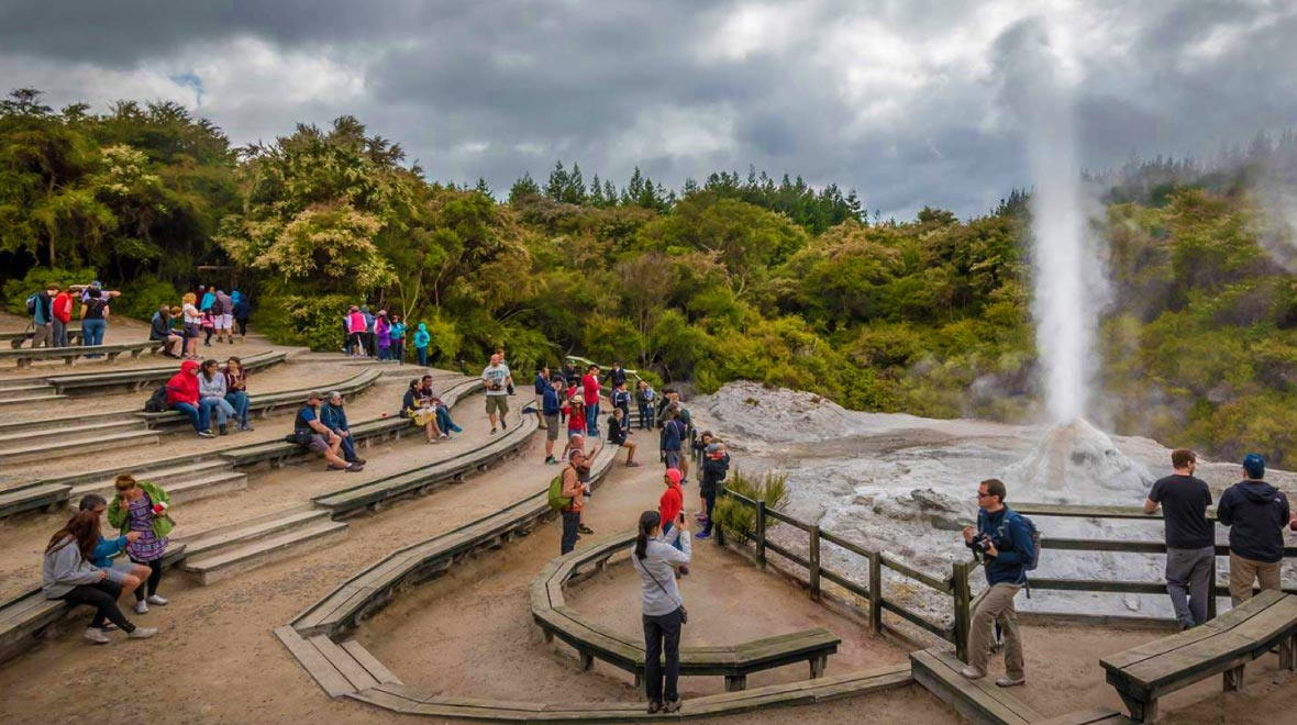 Te Puia Geothermal Reserve