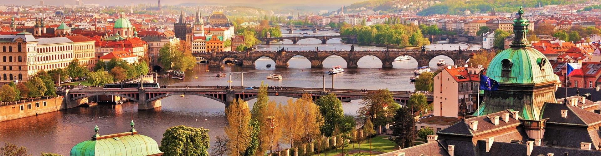 Eastern Europe, Switzerland & Germany