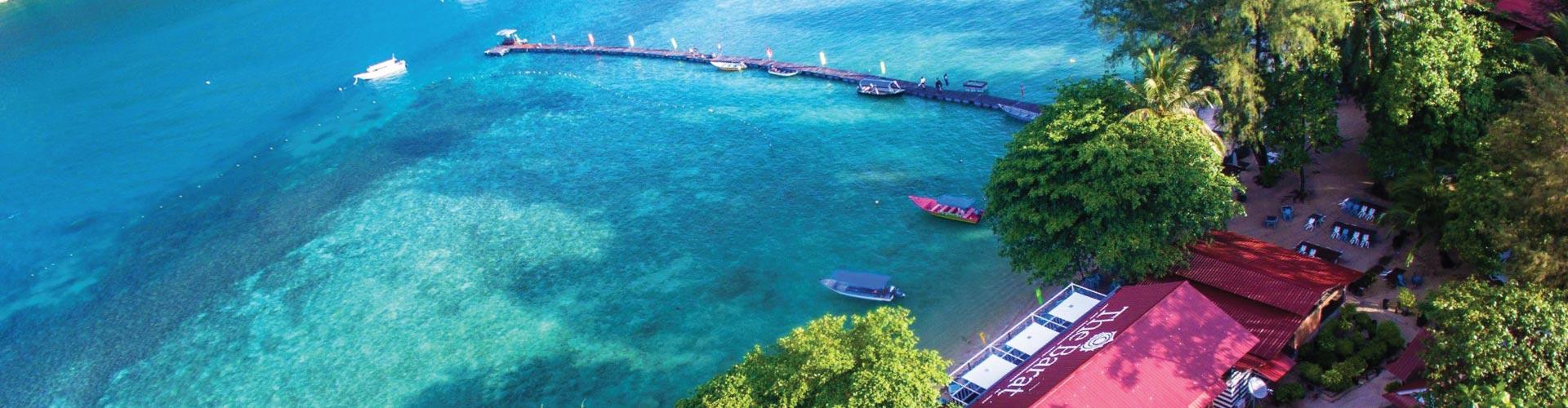 Perhentian Island Snorkeling Package @ The Barat Perhentian