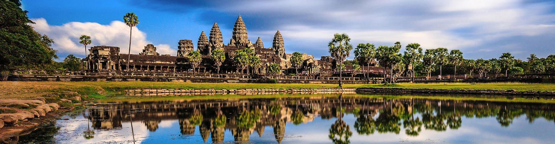 Siem Reap, Phnom Penh, Sihanouk