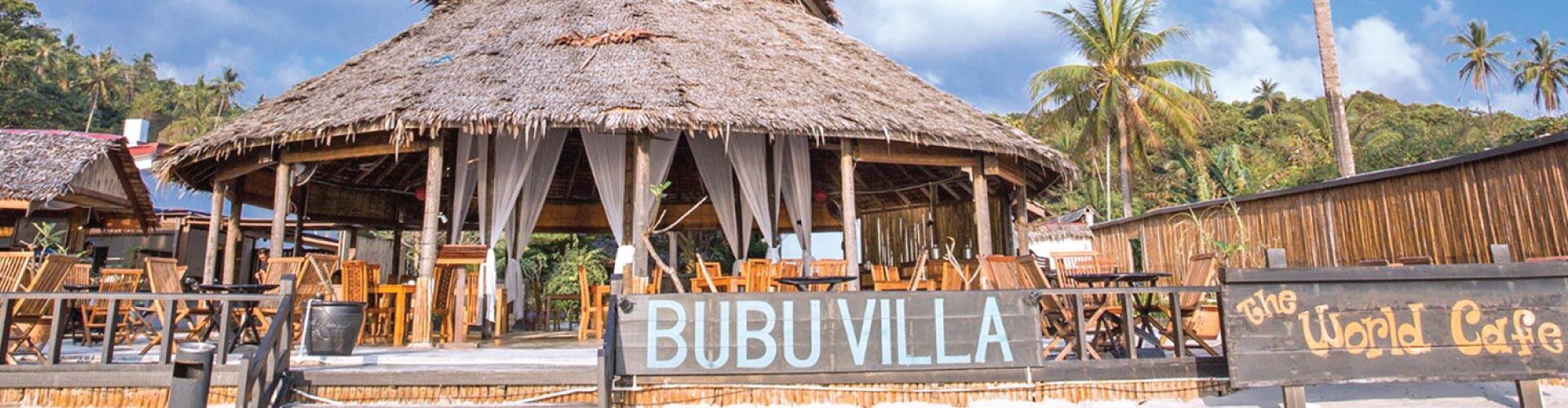 Perhentian Island Package @ Bubu Villa Resort