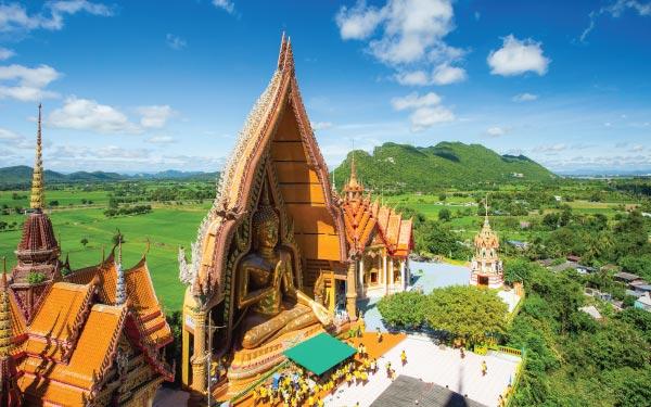Bangkok & Kanchanaburi Countryside Discovery