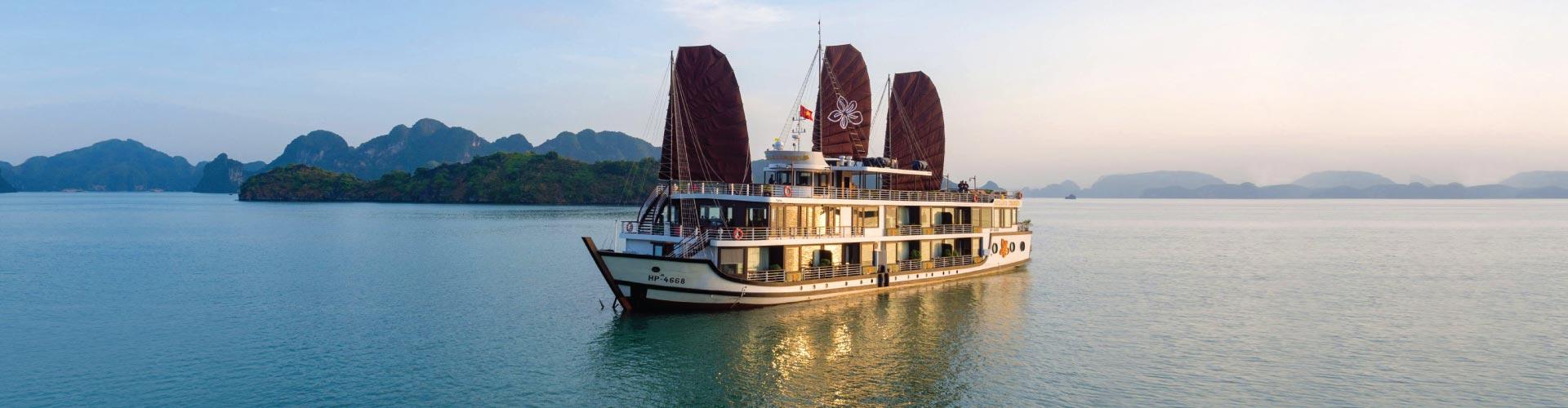 Hanoi & Ha Long Bay + Ninh Binh (Overnight Cruise)