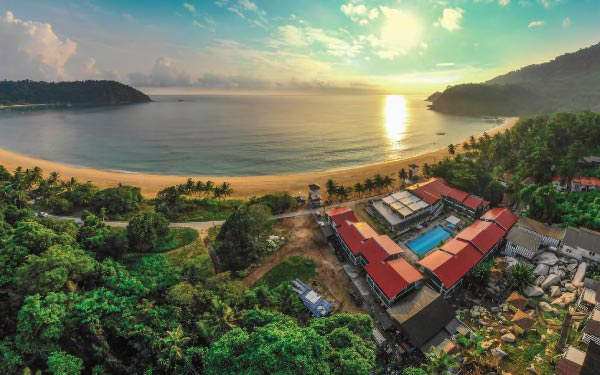Tioman Island Package @ The Barat Tioman
