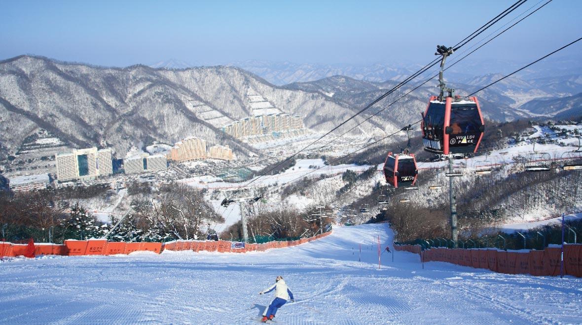 Daemyung Vivaldi Park Ski World