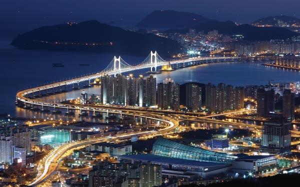 Galvanizing Busan + Seoul
