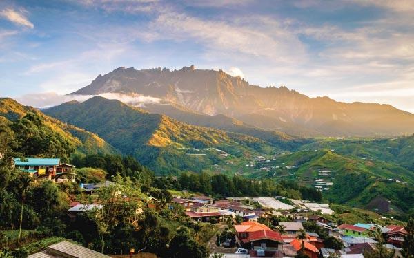 Kinabalu Park & Hot Spring