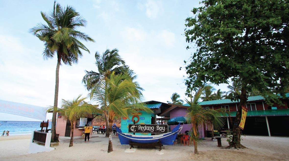 Redang Bay Resort beach