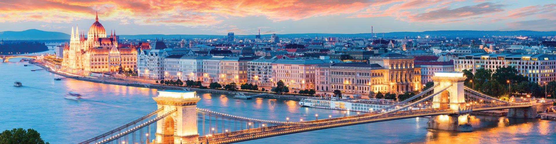 Delightful Danube - Westbound (Crystal Cruise)