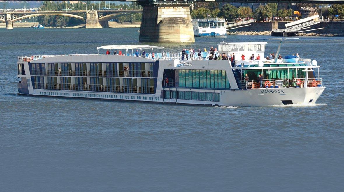 AamBella River Ship