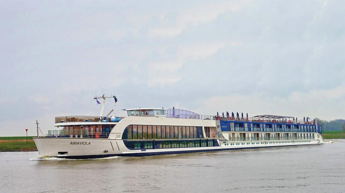 AmaViola River Ship