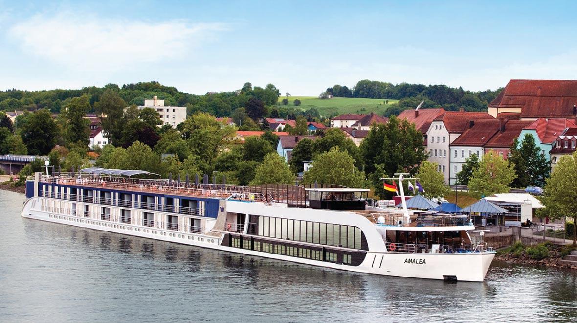 AmaLea River Ship