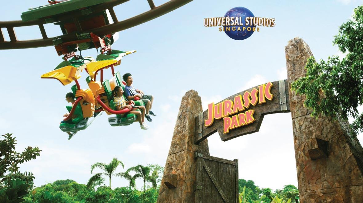 Universal Studio, Canopy Fly