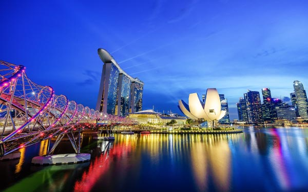 Singapore Tour Garden & Park