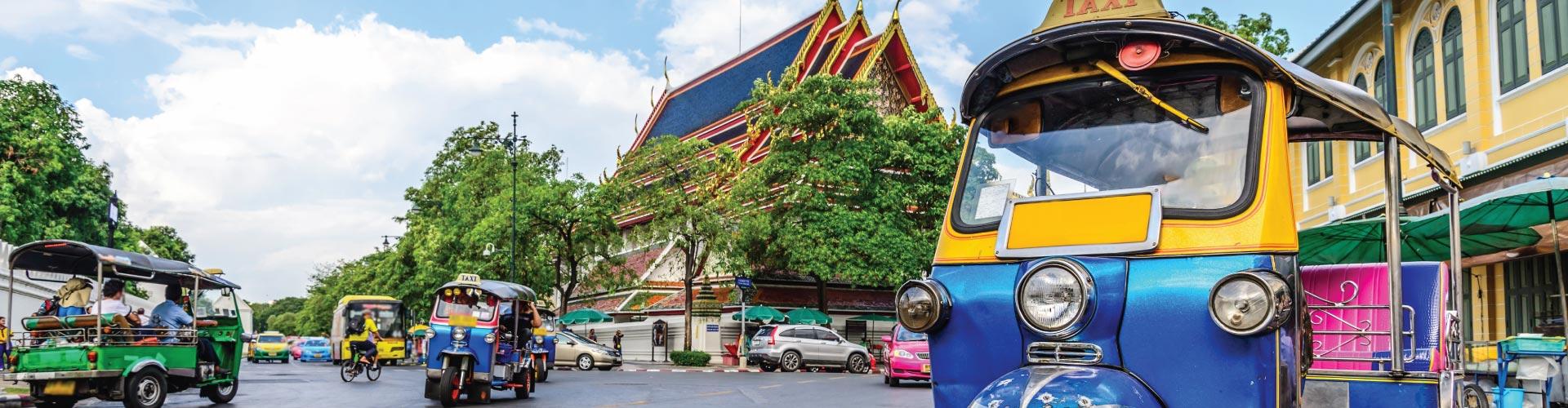 Bangkok Free & Easy