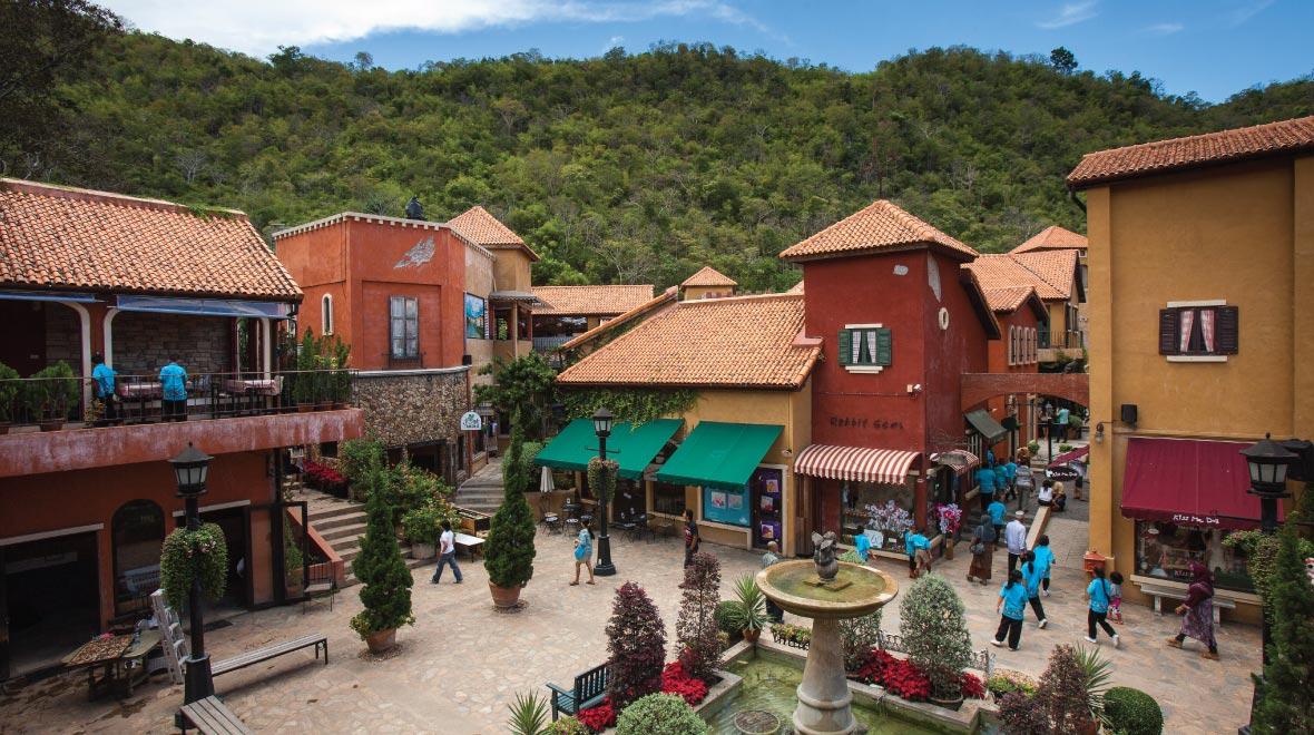 Palio Village