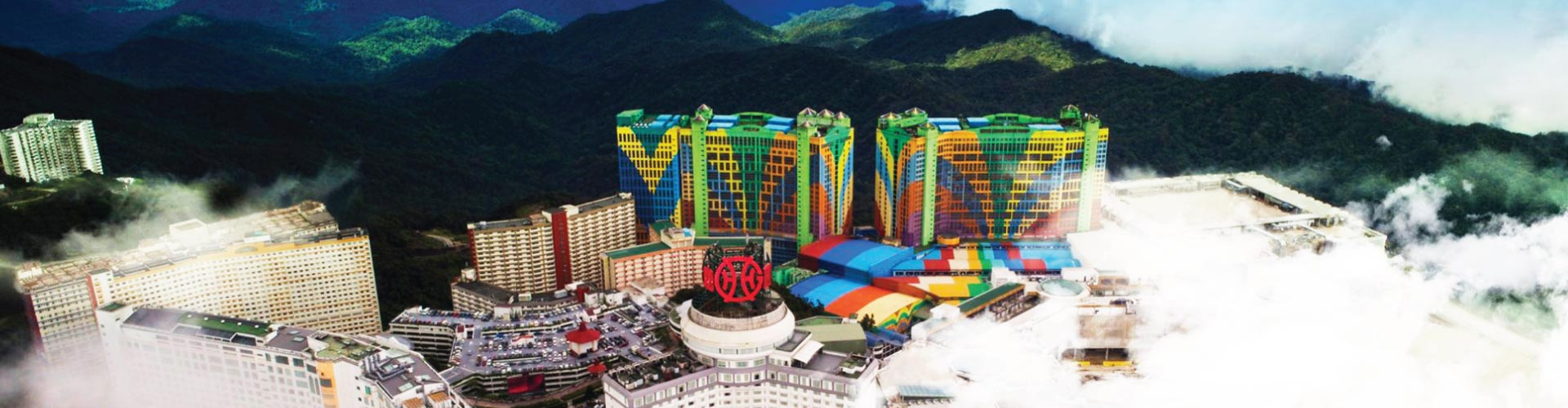 First World Hotel Genting + Unlimited Rides At Skytropolis