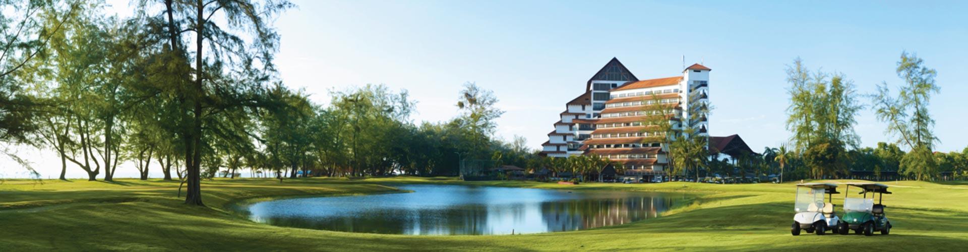 The Ocean Is Calling @ Resorts World Kijal