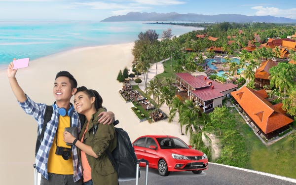 Langkawi Self Drive @ Pelangi Beach Resort & Spa Langkawi