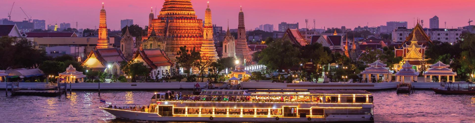 Bangkok & Pattaya Twin City Discovery