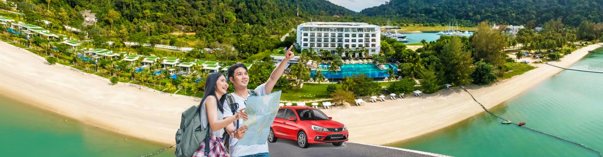 The Danna Langkawi Pick & Match Holiday