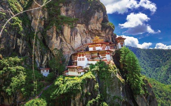 Wonder Of Bhutan