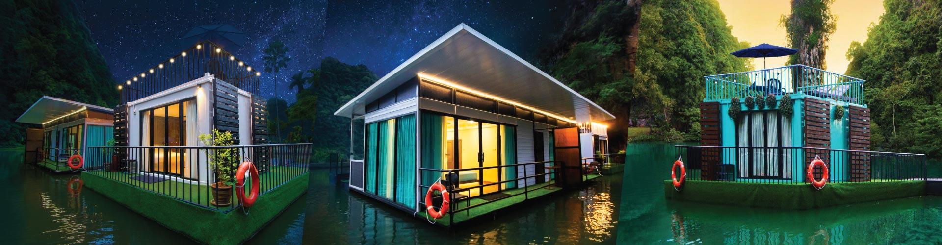 Lost World Of Tambun @ Floating Villa