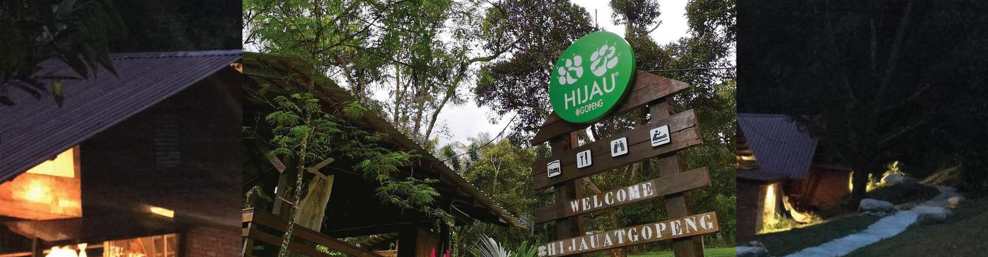 Tour - 2d1n Rainforest Staycation At Hijau @ Gopeng - Mysm42clp03kh - R7