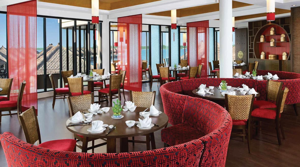 Dining - Chinese Restaurant