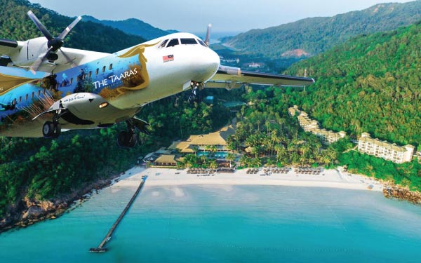 Fly Me Away Redang Package @ The Taaras Beach & Spa Resort