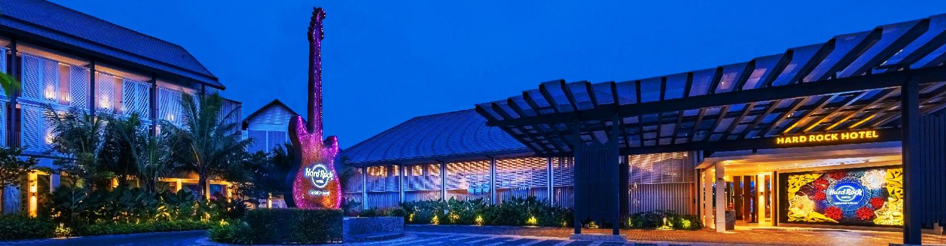 Hard Rock Hotel Desaru Coast + Sky Mirror & Fruit Farm Tour