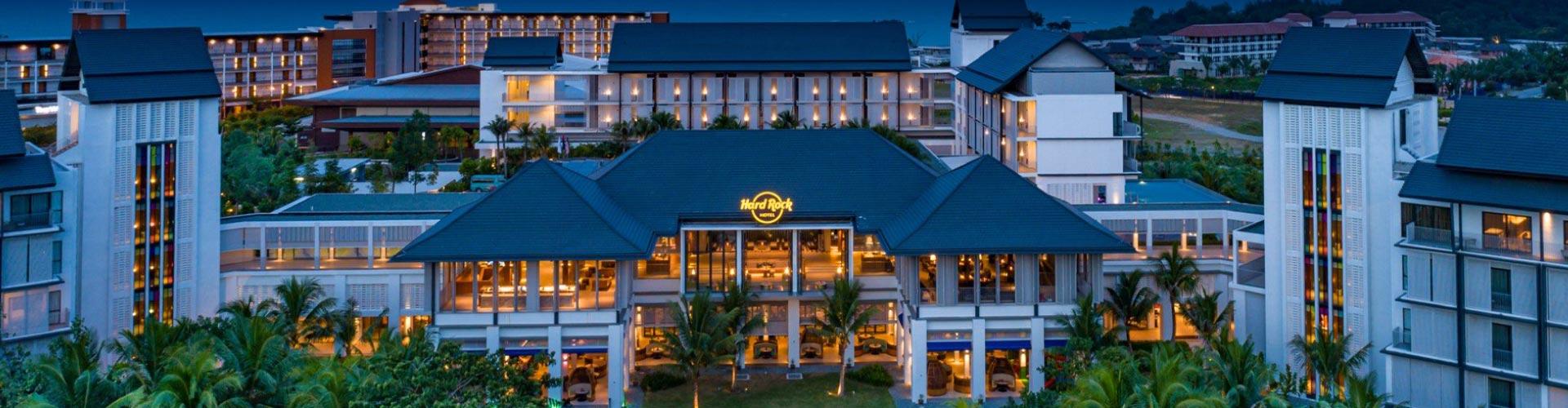 Hard Rock Hotel Desaru Coast Pick & Match Holiday