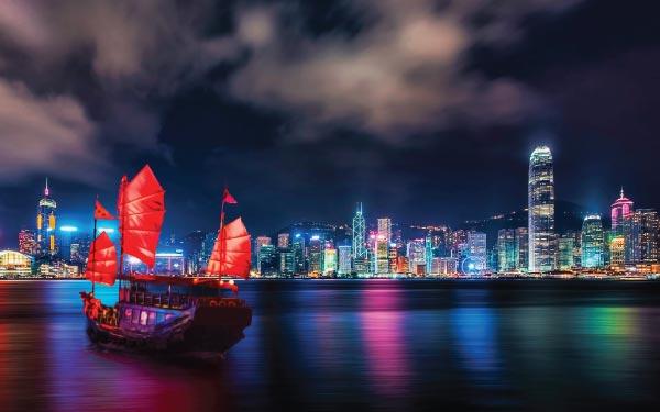 Singapore To Hong Kong (Costa Cruise)
