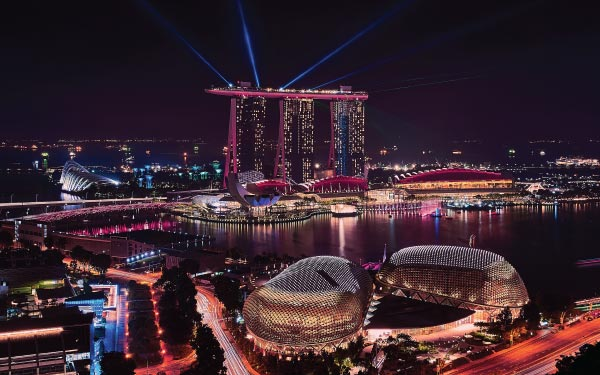 Singapore - Port Klang - Singapore (Costa Cruise)