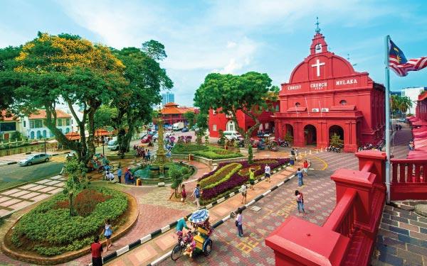 Singapore - Malacca - Singapore (Costa Cruise)