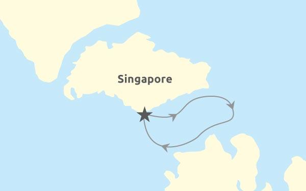 Singapore - Cruising - Singapore