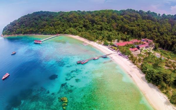 Lang Tengah Snorkeling Package @ Summer Bay Resort