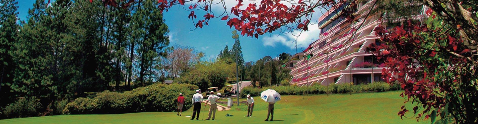 Golf In The Hills @ Resorts World Awana