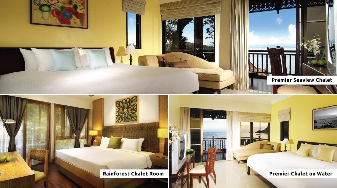 Berjaya Langkawi Resort Room Type