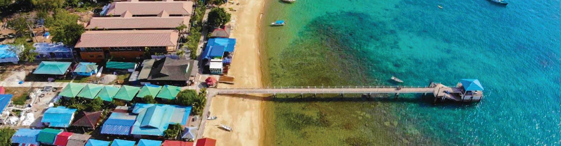 Tioman Island Diving Package @ Aman Tioman Beach Resort