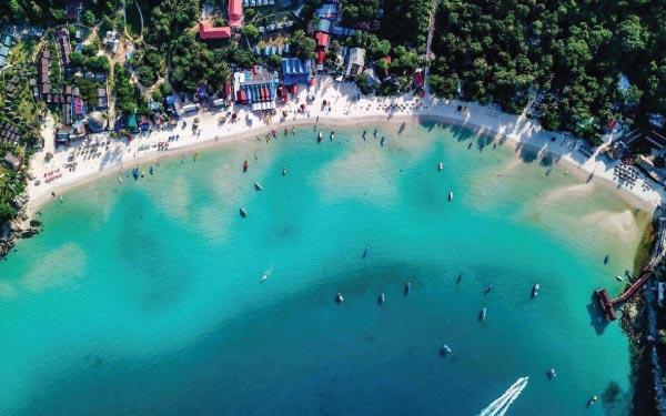 Perhentian Island Diving Package @ Perhentian Island Resort