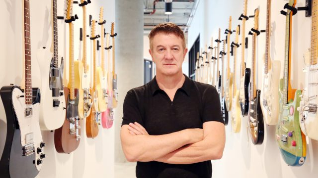Fender CEO: We're 'running to keep pace' as demand rises amid pandemic
