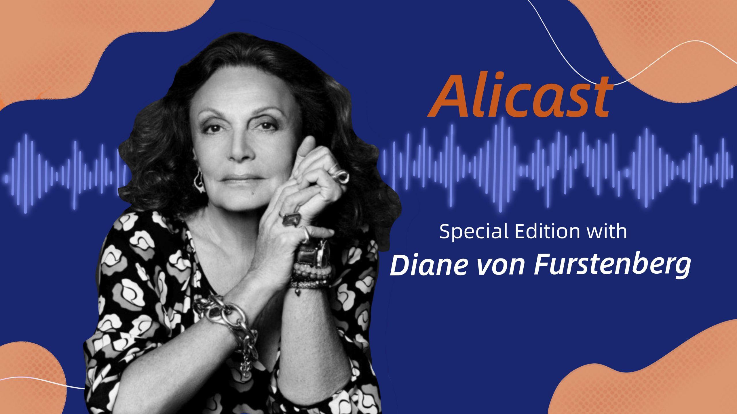 Diana von Furstenberg Alicast