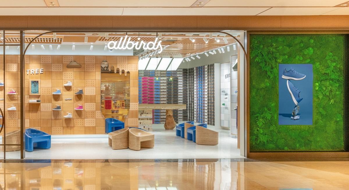 Allbirds store