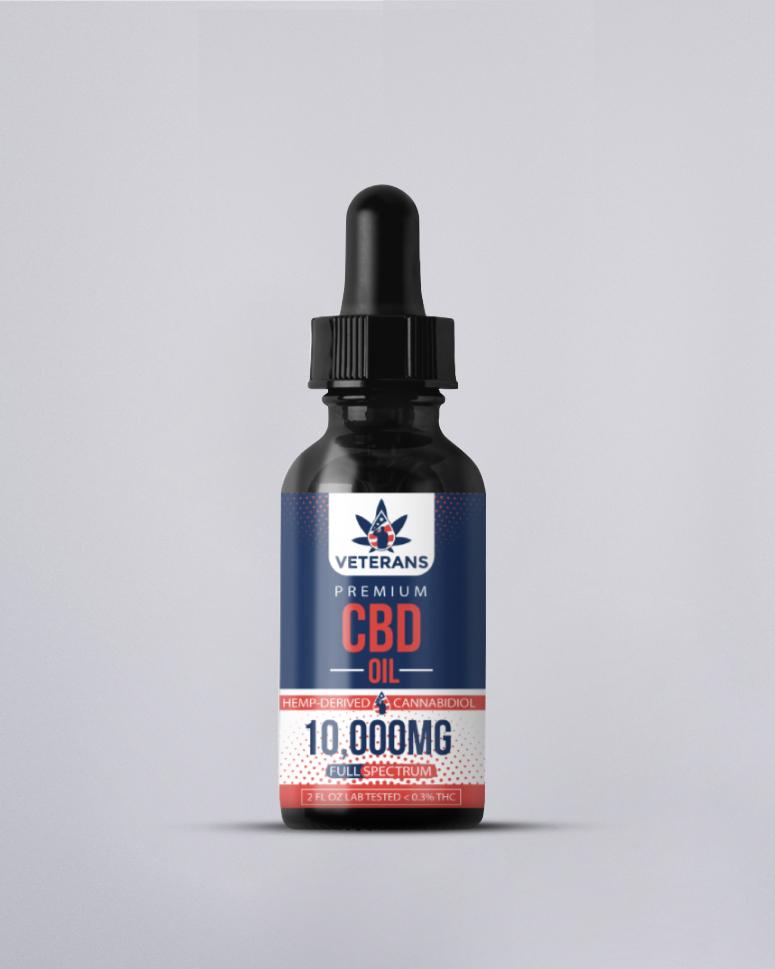 CBD Oil 5000mg