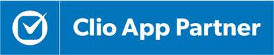 Clio app partner badge