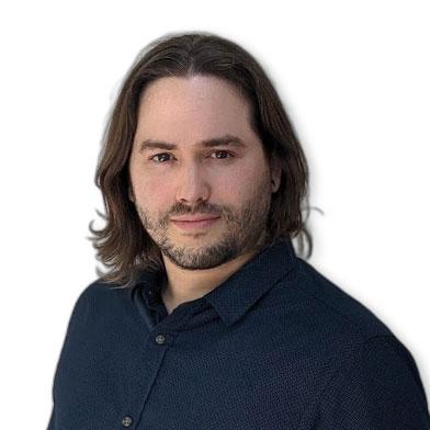 Travis Payne- software engineer at Lawyaw