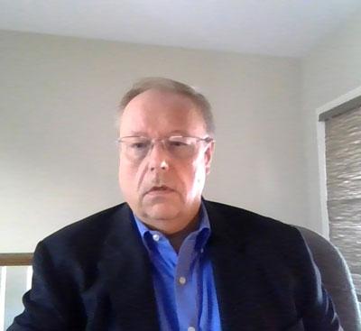 Headshot of John Schaub - account executive at Lawyaw
