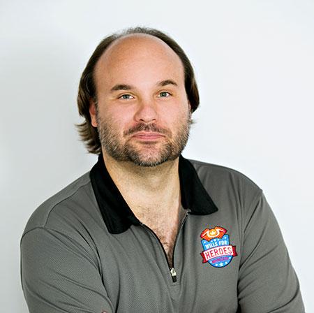 Headshot of Joe Kaczrowski- legal document technician at Lawyaw